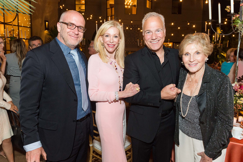 RUTHERFORD, CA - July 19 -  ?, Pamala Deikel, Franc D'Ambrosio and Lois Lehrman attend Festival Napa Valley Patron Dinner at Round Hill Estate July 19th 2016 at Round Hill Estate , . 101 Rutherford Hill Road in Rutherford, CA (Photo Credit: Susana Bates for Drew Altizer Photography for Drew Altizer Photography)