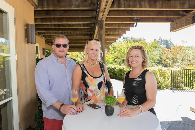 Wine Country Brunch at Auberge du Soleil