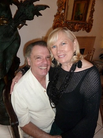 2016 David Lyon's Birthday Party at Francine and James's home in Palm Springs, CA