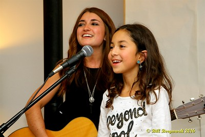 Tenille with Sophia - House Concert 2016 022a