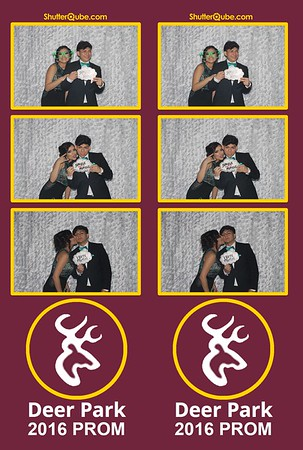 2016 Deer Park Senior Prom