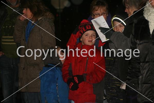 2016 Deerfield Christmas Treelighting