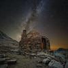 Muir Hut Milky Way
