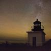 Punta Gorda Lighthouse on the Lost Coast
