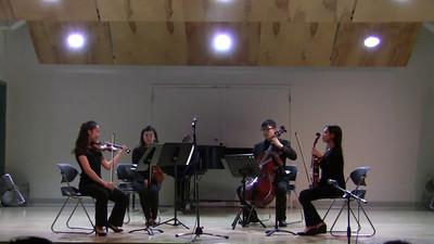 KPA 2016 Opus Youth Orchestra - String Quartet No.12, Op.96 by Dvorak