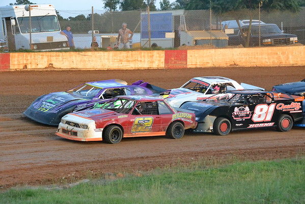 August 6, 2016 County Line Raceway