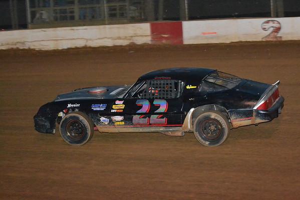 County Line Raceway 3/18/16 Open Practice
