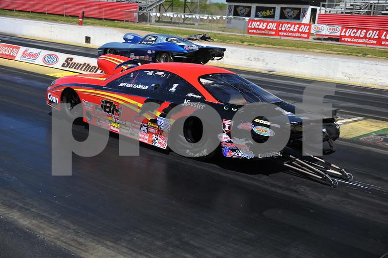NHRA Southeast Division 2 Race 2 Atlanta