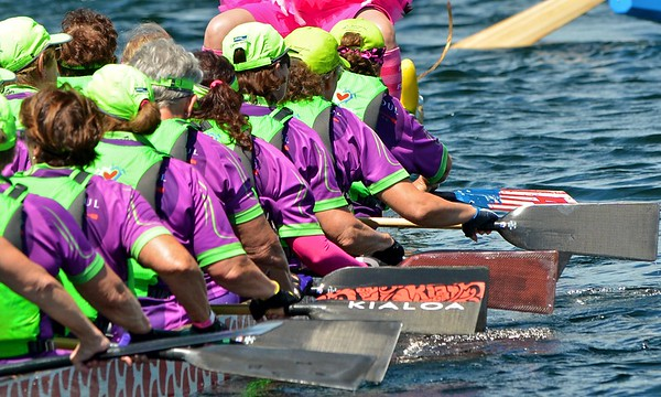 Photographer's Perspective Of A Great Dragonboat Festival