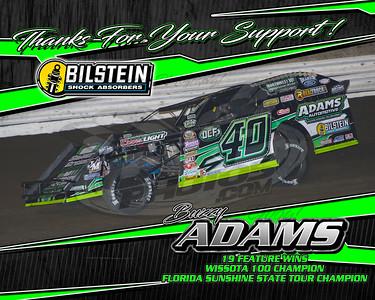 Buzz Adams Sponsors