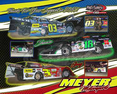 Meyers Sponsors 2016