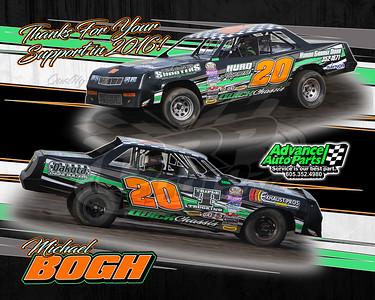 Michael Bogh Sponsors