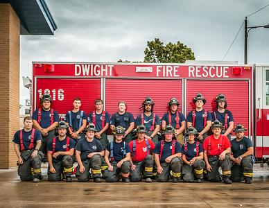 2016 Dwight Fire Academy Class