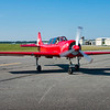 """YAK -52W   KESN  August 27th, 2016  returning  from the  """"chicken drop competion """""""