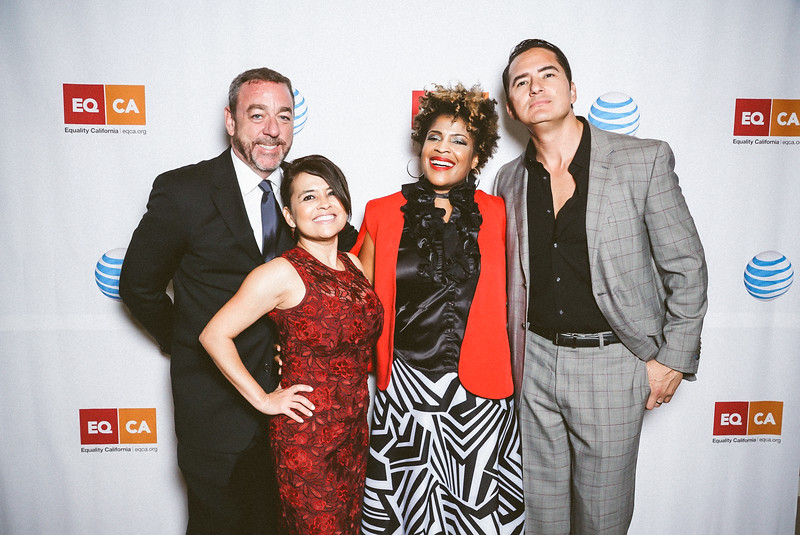 2016 EQCA Equality Awards Los Angeles
