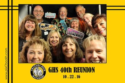 10-22-16 Granda HS Reunion