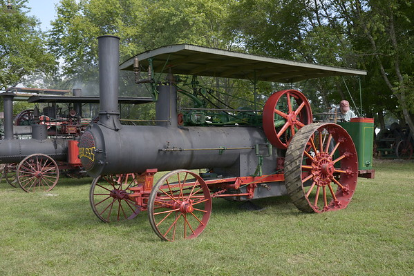 2016 Eastern Steam Threshers Show in Federalsburg, Md