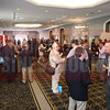 Attendees network and visit exhibits at the Energy Inc. Summit.