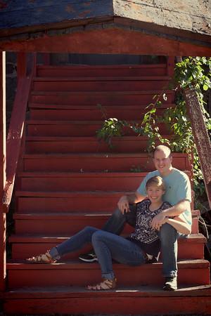 Matt and Sara's Engagement Session