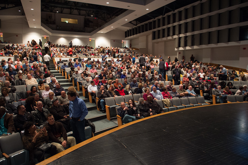 Rockwell Hall Performing Art Center at Buffalo State College.