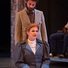 "Student theater production of ""Hedda Gabler"" at Buffalo State College."