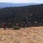 10/8/2016 Mount Pinos Backpack Weekend III