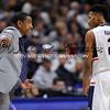 NCAA BASKETBALL: JAN 09 Memphis at UConn