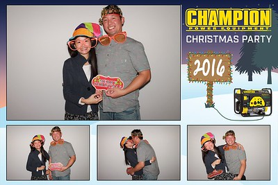 2016 Champion Christmas Party