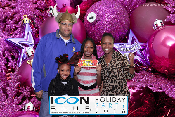 2016 Icon Blue Holiday Party - 12/10/2016