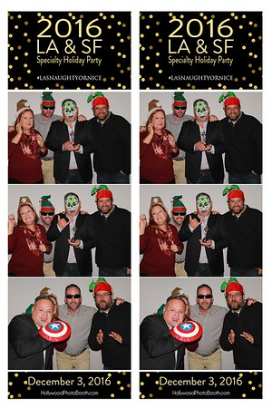 2016 LASP Holiday Party