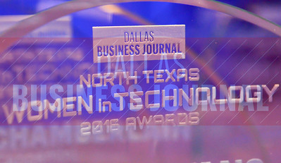 2016 North Texas Women in Technology Awards