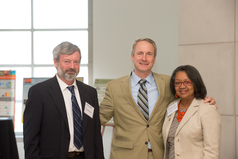 Great Lakes Center 50th anniversary reception at Buffalo State College.