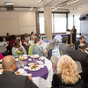 Muriel A. Howard awards ceremony for equity and campus diversity at Buffalo State College.