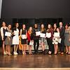 Hospitality and Tourism Ambassador Awards event at Buffalo State College.