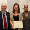 Student Employment and Internship Awards ceremony at Buffalo State College.