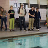 4-H BEAM Seaperch Robot launch and competition at the Dr. Charles R. Drew Science Magnet School 59 in Buffalo, NY.