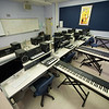 Music Department facilities at Buffalo State College.