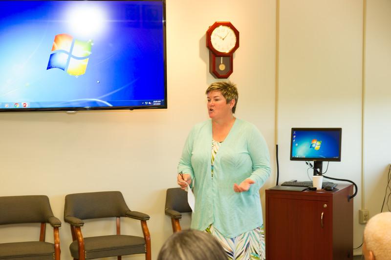 Creative Leadership graduation ceremony at Buffalo State College.
