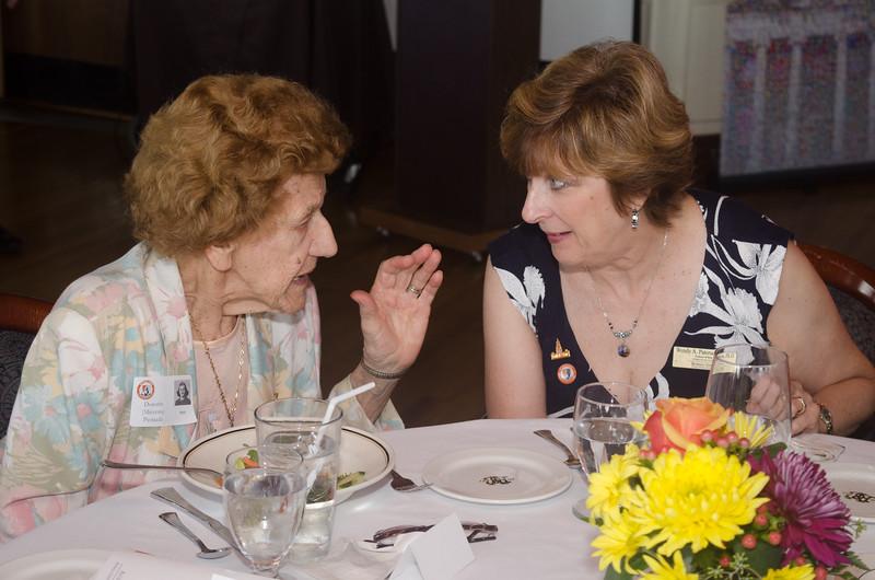 Reunion Weekend 2016 50-Plus Club Reception held by the Buffalo State Alumni Association.