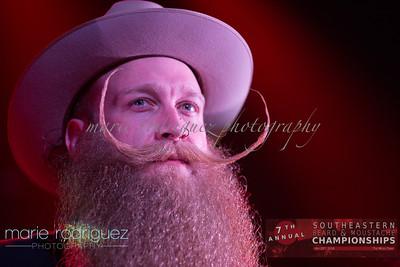 7th Annual Southeastern Beard Moustache Championships 052816