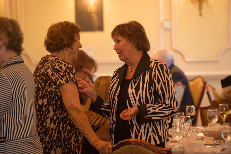 Buffalo State College Peterson Society Luncheon at the Buffalo Club.