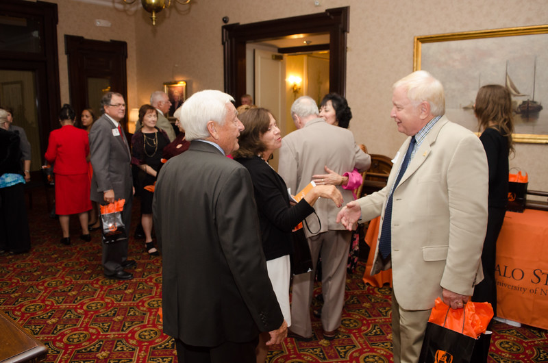 The Alumni Association 1966 50th Reunion.