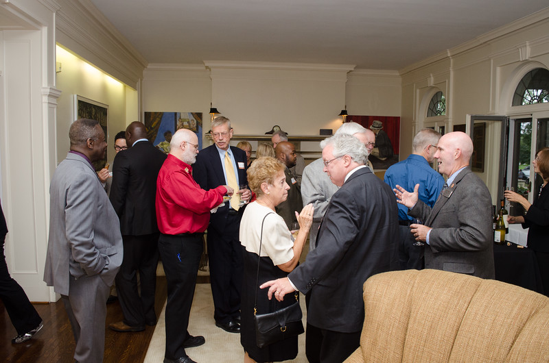 a celebration of the faculty and staff Donors.