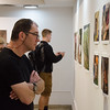 """Through the Lens: Reflections on the Anne Frank Project in Rwanda"" photography show by Bruce Fox at SUNY Buffalo State."