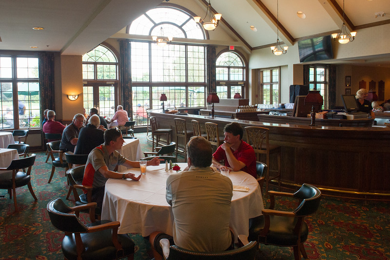 Buffalo State College golf and tennis scholarship fundraiser at Brookfield Country Club.