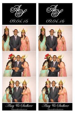 Amy and Sudheer's Wedding