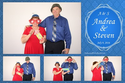Andrea and Steven's Wedding