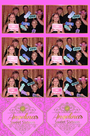 Angelina's Sweet 16