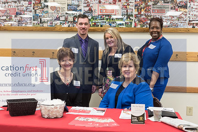April 28, 2017 Breakfast with Business First at Charity Newsies