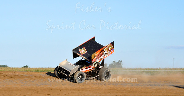 Attica Raceway 09-03-16 All-Stars